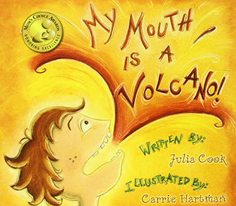 My Mouth is a Volcano!